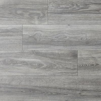 Home Decorators Collection Take Home Sample Water Resistant Eir Silverton Oak 8 Mm Laminate Flooring 5 In X 7 In Kr 575341 The Home Depot In 2020 Grey Laminate Flooring Oak Laminate Flooring Waterproof Laminate Flooring