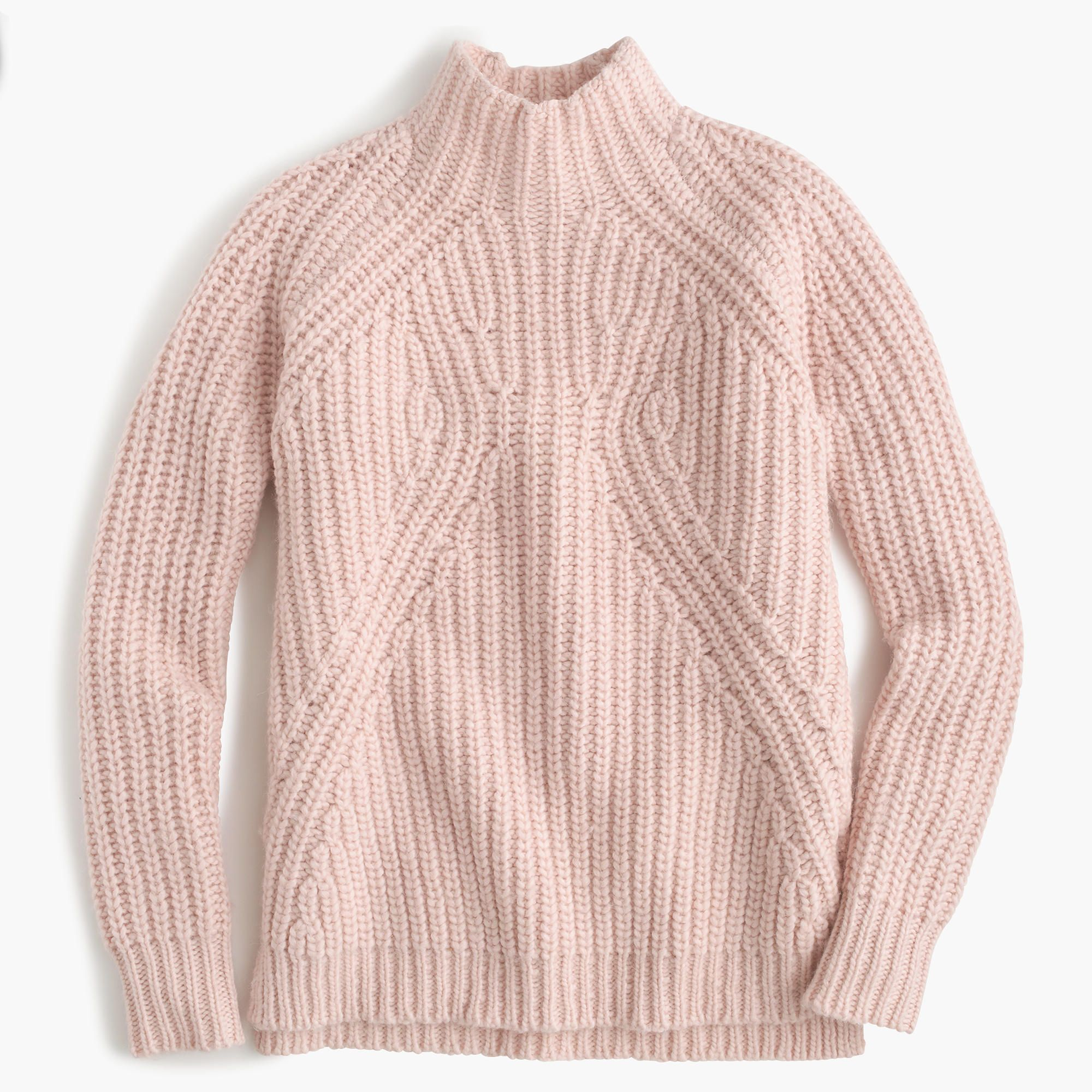 Collection chunky turtleneck sweater : sweaters | J.Crew | knit ...