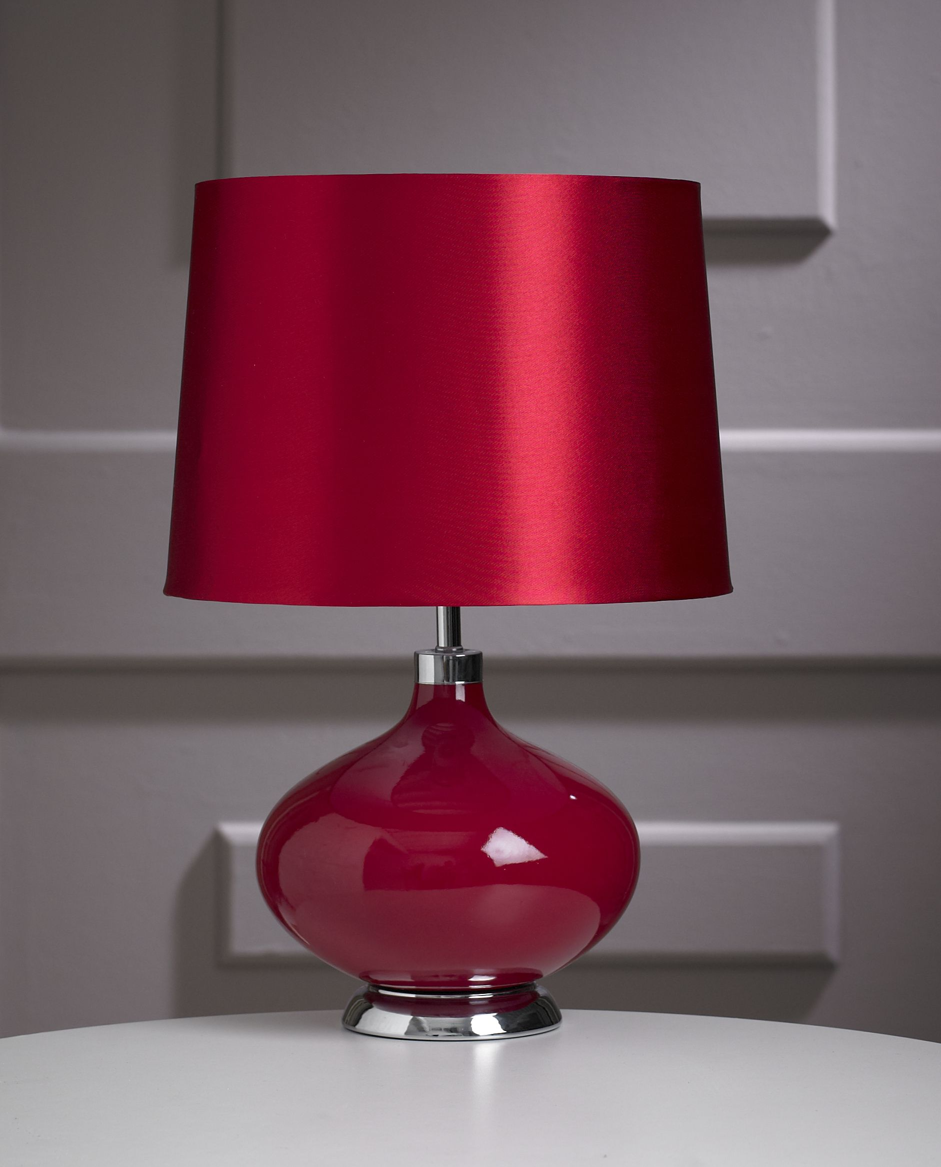 The Juno is a distinctively elegant table lamp | RED | Red ...