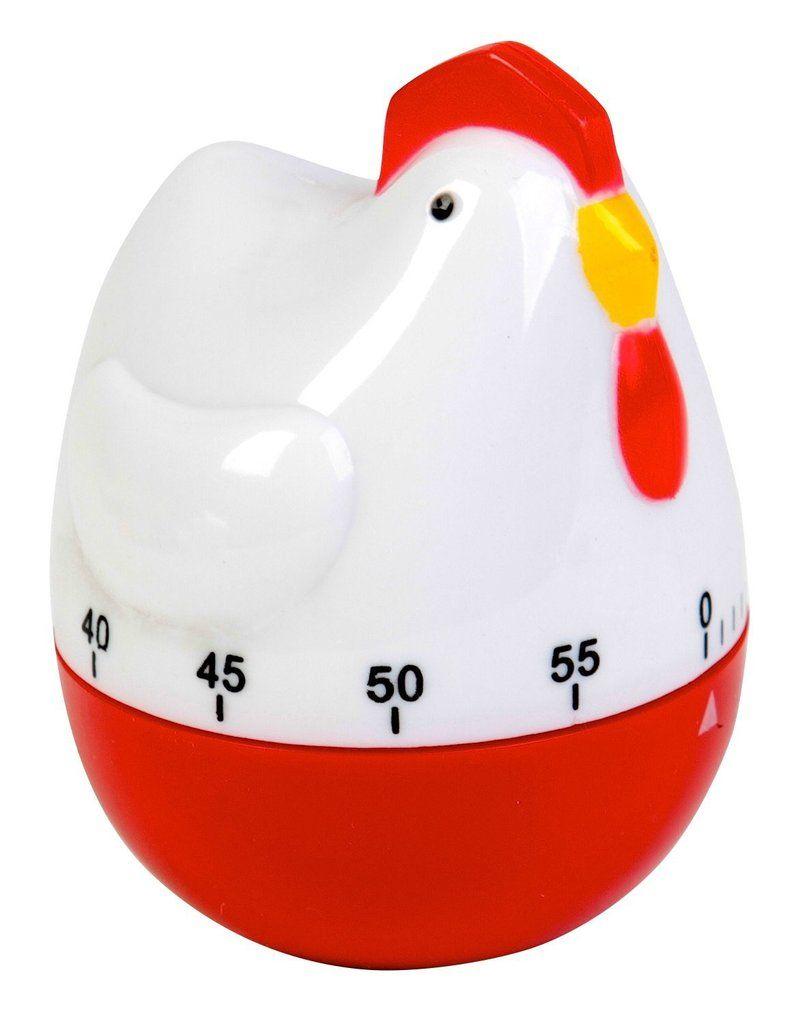 Good Living 60-Minute Novelty Chicken Kitchen Timer for Food ...