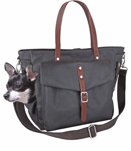 Dog Carrier Tote Bag / Dog Purse