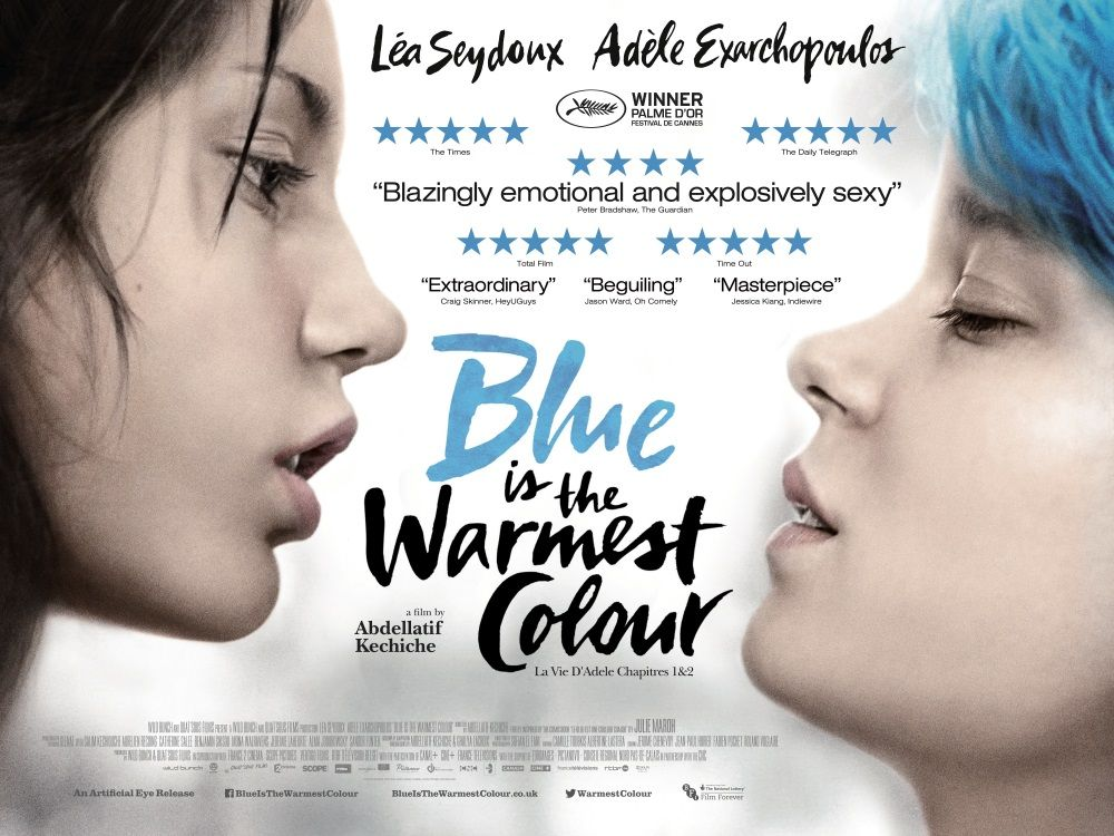 blue is the warmest color online free english