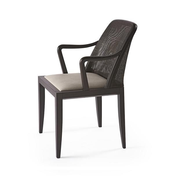 Indoor Arm Chair Grace Collection By Potocco Cosh