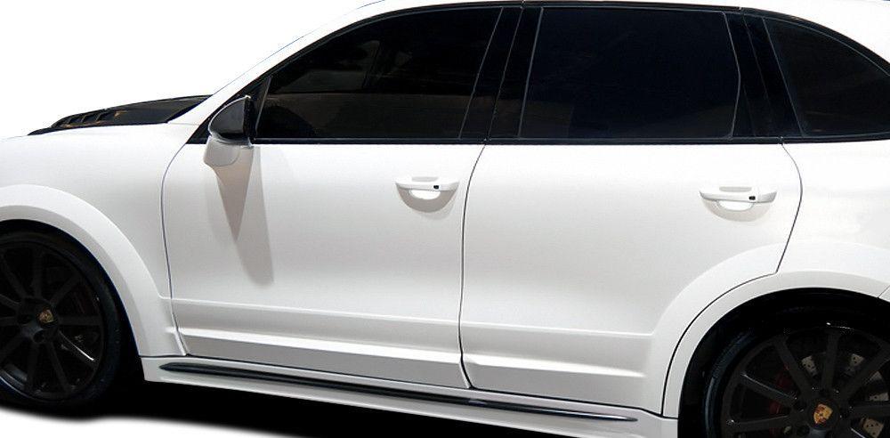 2011 2014 Porsche Cayenne Af 4 Wide Body Door Caps Gfk 4 Piece With Images Porsche Porsche Cayenne Wide Body