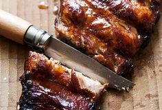 We confess, we'd never imagined you could turn ribs fall-off-the-bone tender in 30 minutes. Until this recipe made believers out of us.