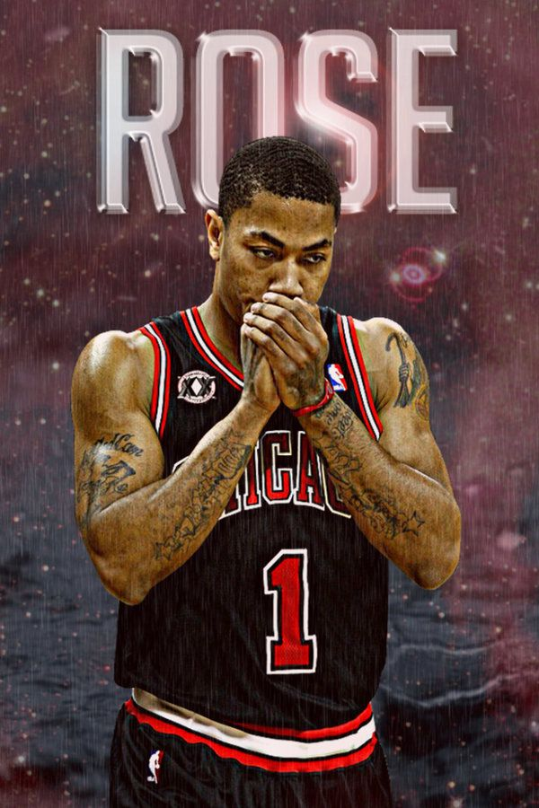 Derrick Rose Iphone 6 Wallpaper Wallpapersafari Wallpapers