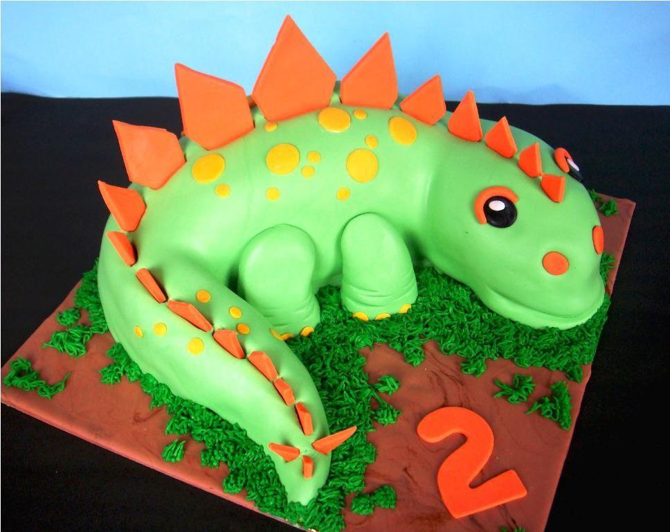 3d Dinosaur Cake Template Flynns 3rd Pinterest Cake