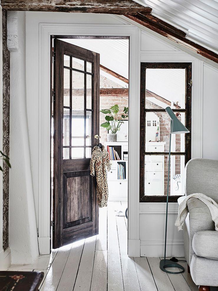 Eclectisch huis om van te dromen ❥