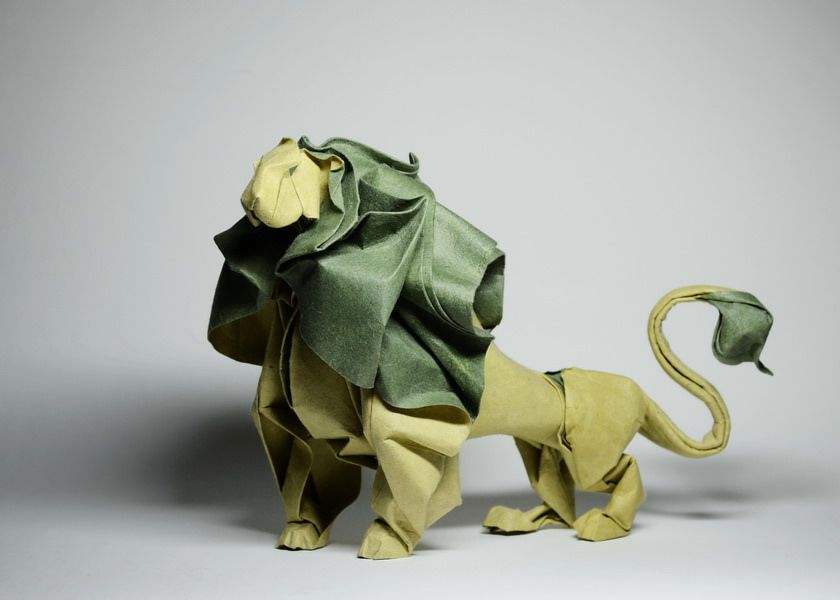 Lion 2012 | A model that I haven't uploaded onto Flickr yet.… | Flickr - Photo Sharing!