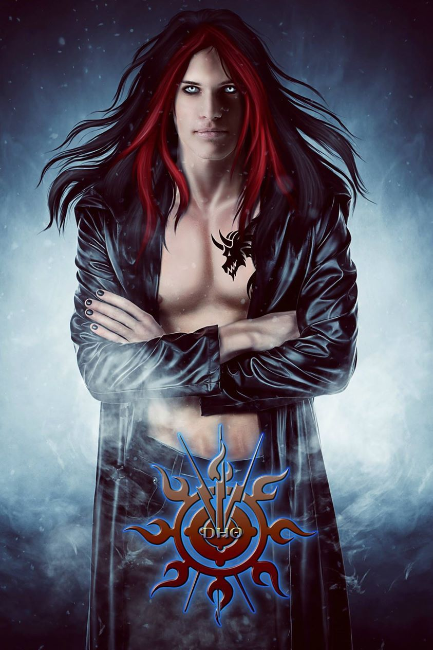 Acheron Art From Dh Origins Mippie Art Dark Hunter League