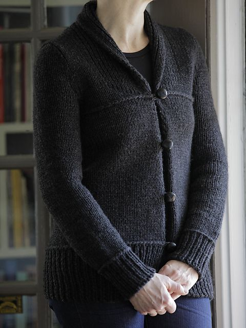 Ravelry: Project Gallery for Campus Jacket pattern by Amy Christoffers