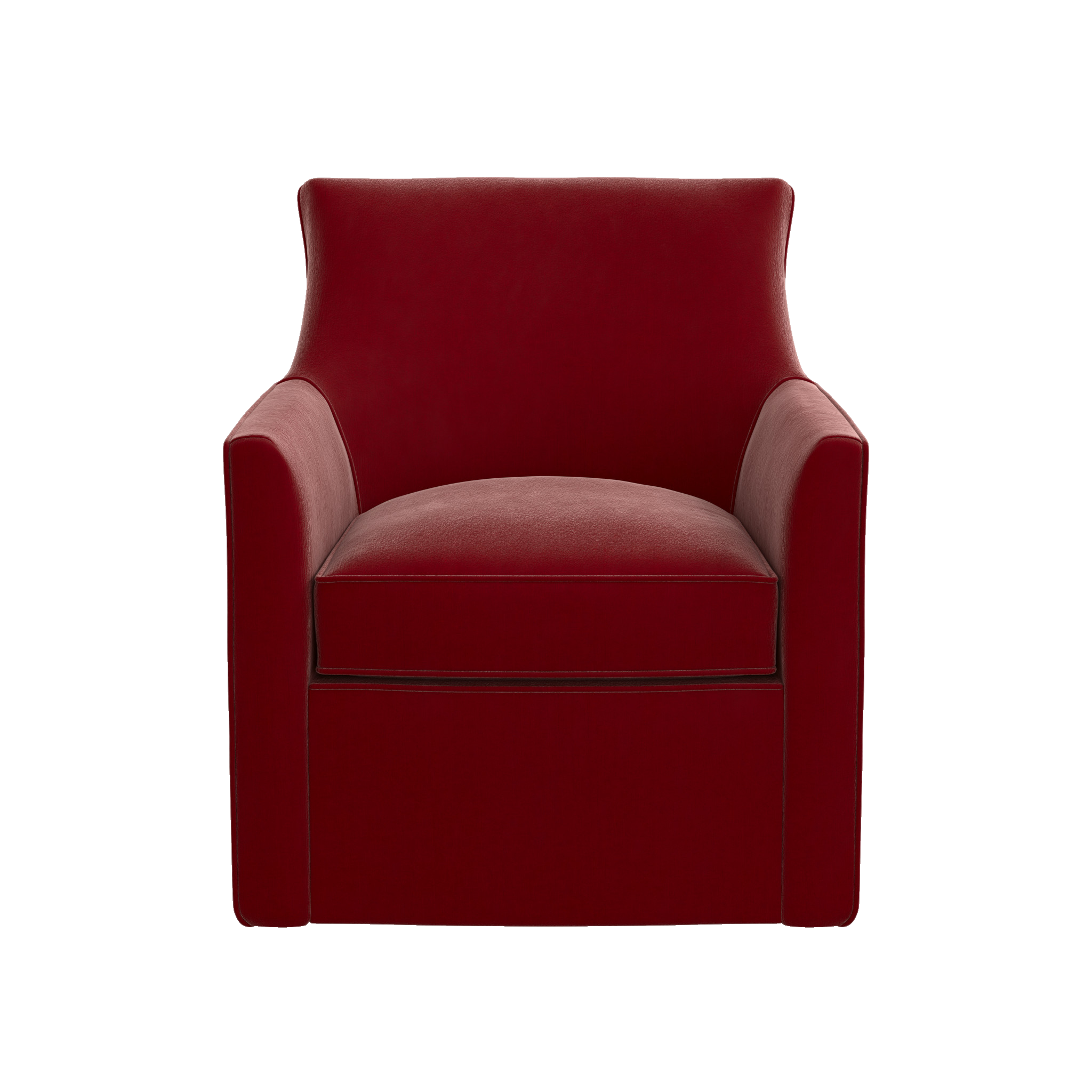 Clara Swivel Chair Crate and Barrel
