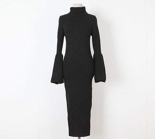 6ca0dd9f78 Φόρεμα γυναικείο πλεκτό - Soblob