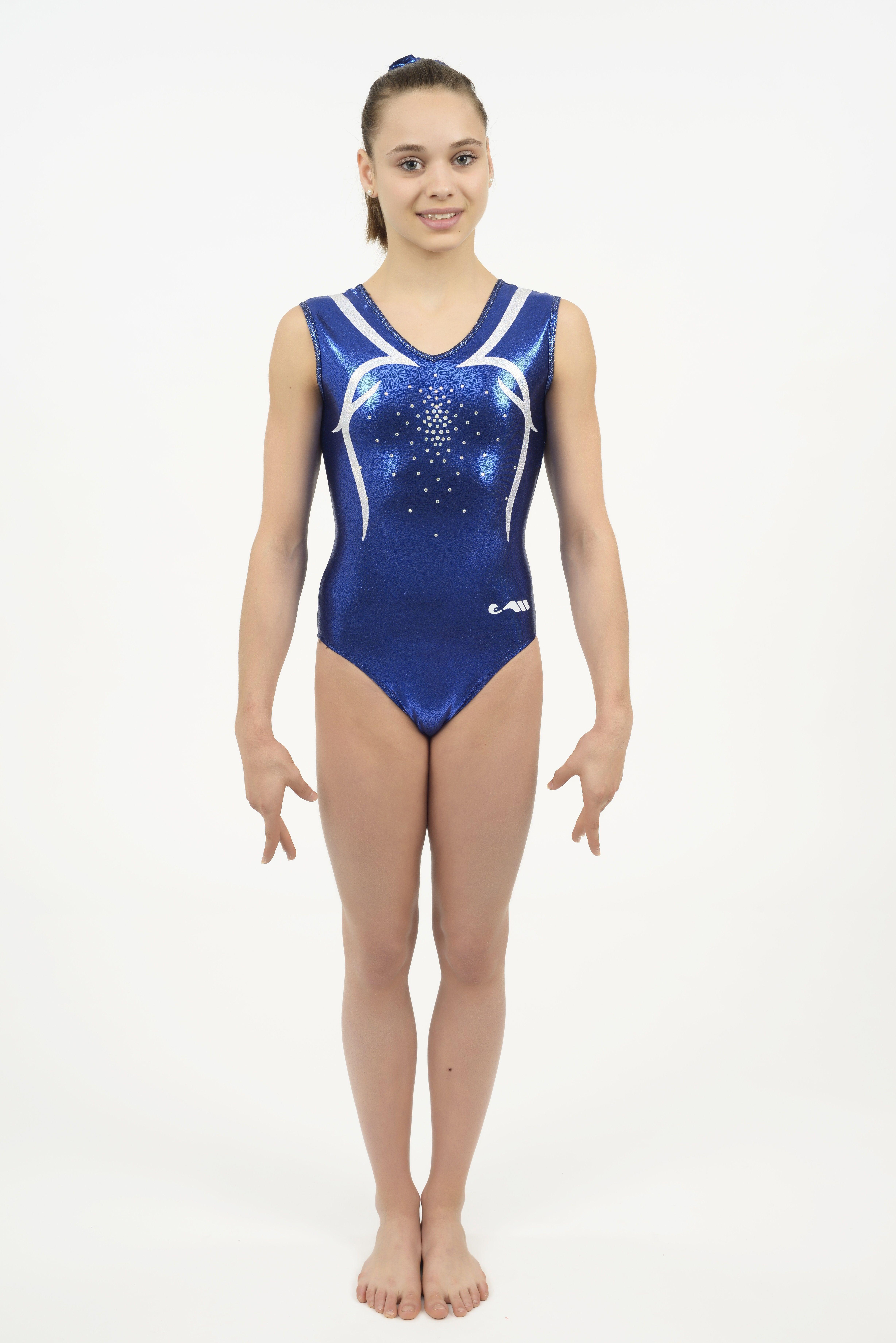 bcbf7c3f2e00 French gymnast Claire Martin