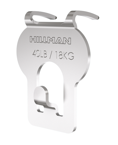 40lb Wall Hanger Wall Hangers High Mighty Man Pin In 2018