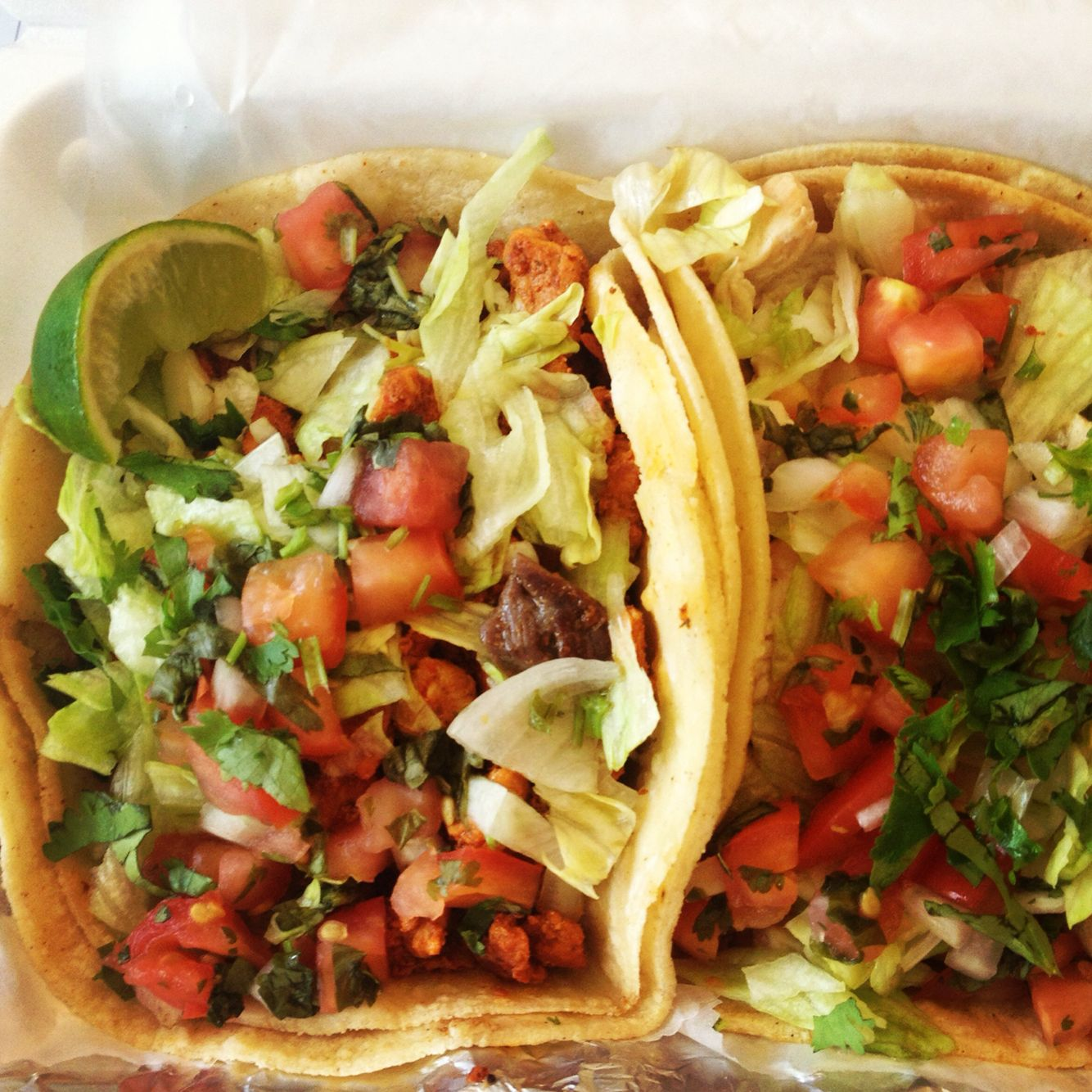 Best food truck tacos in NY