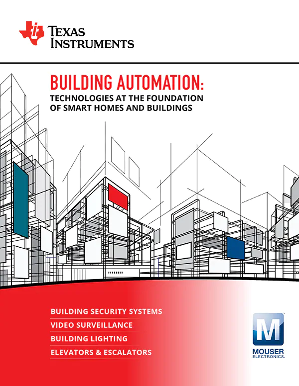 Applications Technologies At Mouser Com In 2020 Building Automation Video Surveillance Technology