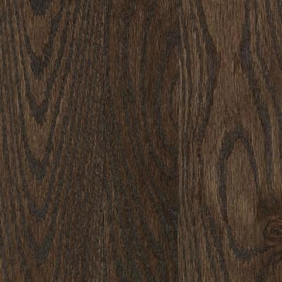 Franklin Dark Truffle Oak 3 4 In Thick X Multi Width X Varying Length Solid Hardwood Flooring 20 85 Sq Ft Case Hcc86 07 The Home Depot Solid Hardwood Floors Solid Hardwood Hardwood Floors
