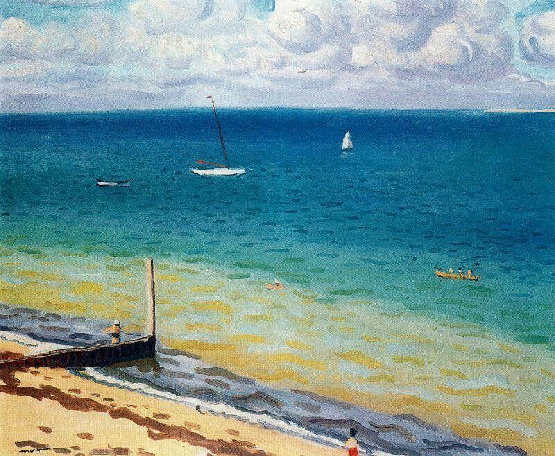Pyla - Albert Marquet  French 1875-1947