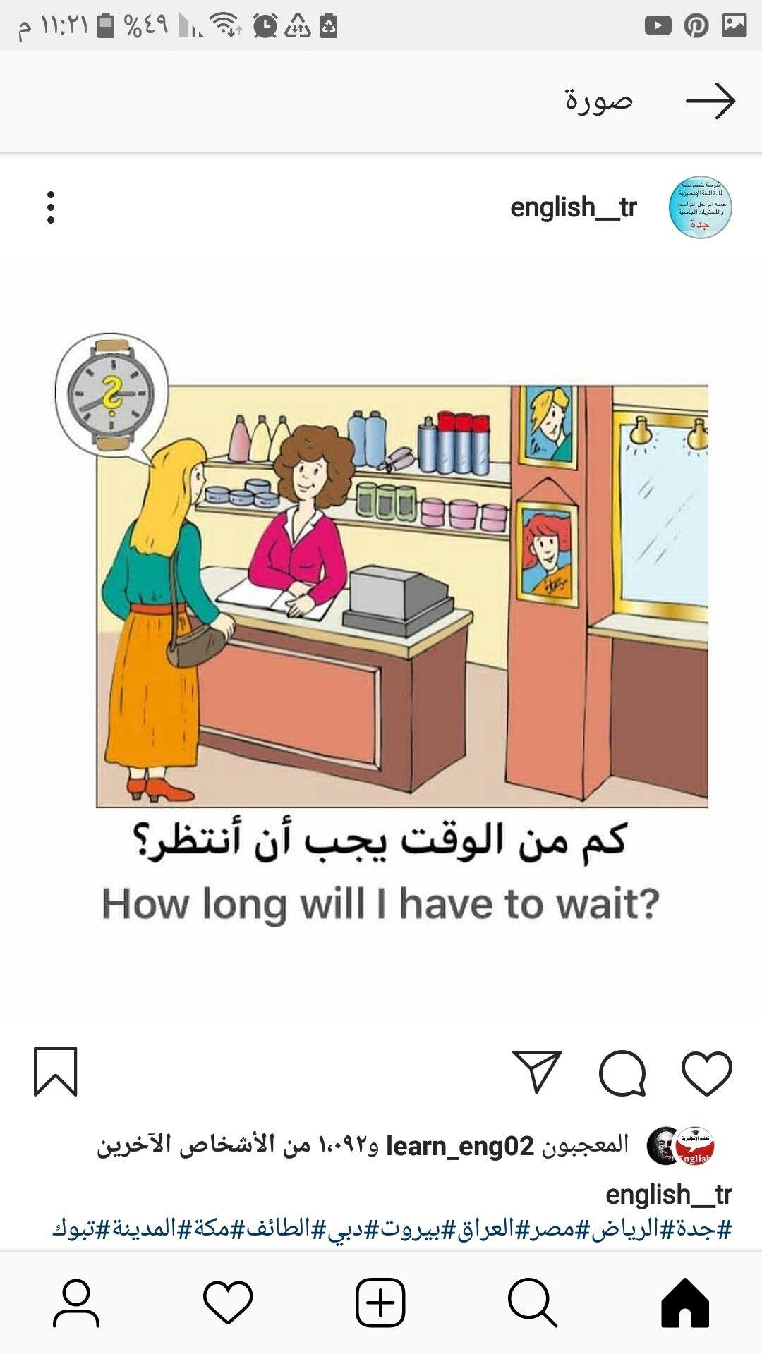 Pin By Raghad On English English Language Course English Language Learning English Language Learning Grammar