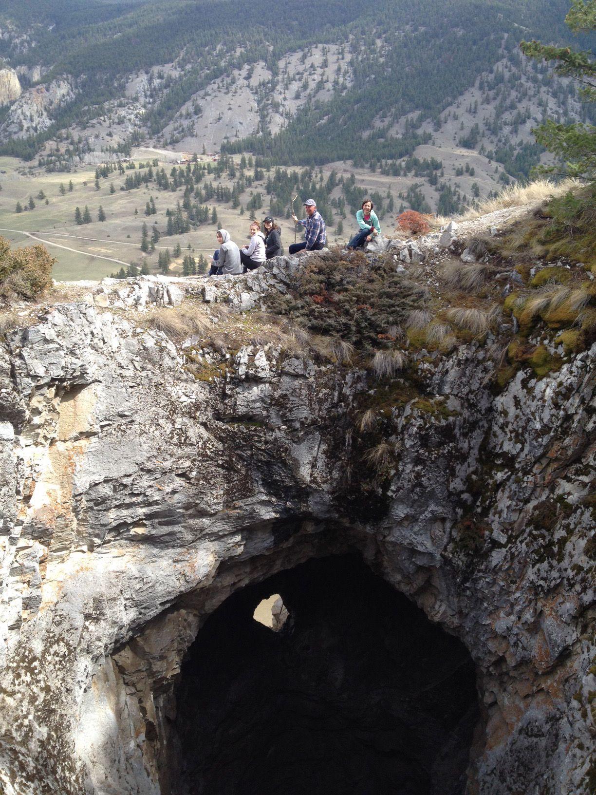 Man Cave Barber Williams Lake : Doc english bluff hike near williams lake british columbia