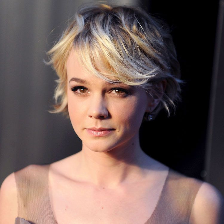 le look coiffure du jour carey mulligan et sa coupe. Black Bedroom Furniture Sets. Home Design Ideas