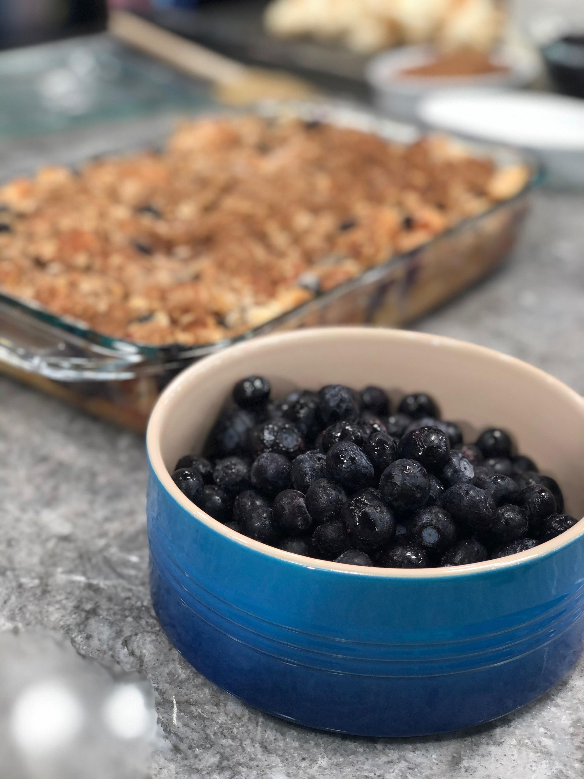 Pin on Recipes   Breakfast with Blueberries