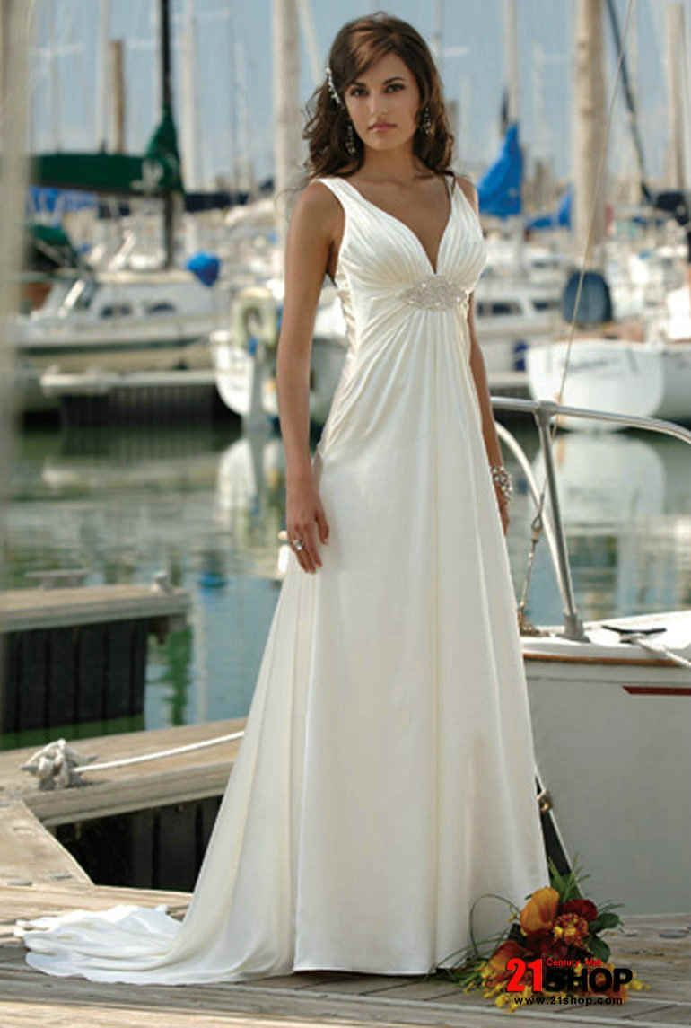 6+ Wedding Dresses for 6nd Wedding - Informal Wedding Dresses for