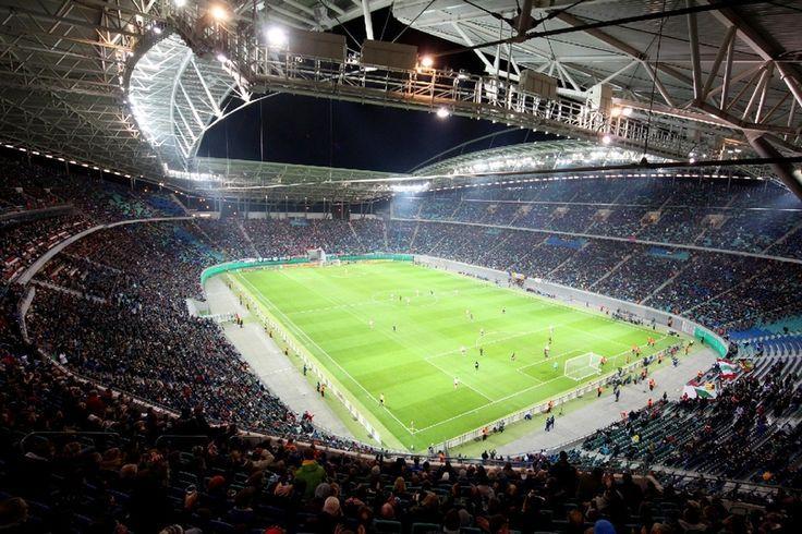 Rb Leipzig Red Bull Arena Zentralstadion Germany Estadio De Futbol Estadios Futbol
