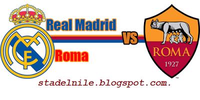 Stadelnile مشاهدة مباراه ريال مدريد وروما 17 2 2016 بث مباشر Real Madrid Madrid Vehicle Logos