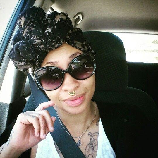 My go to headwrap