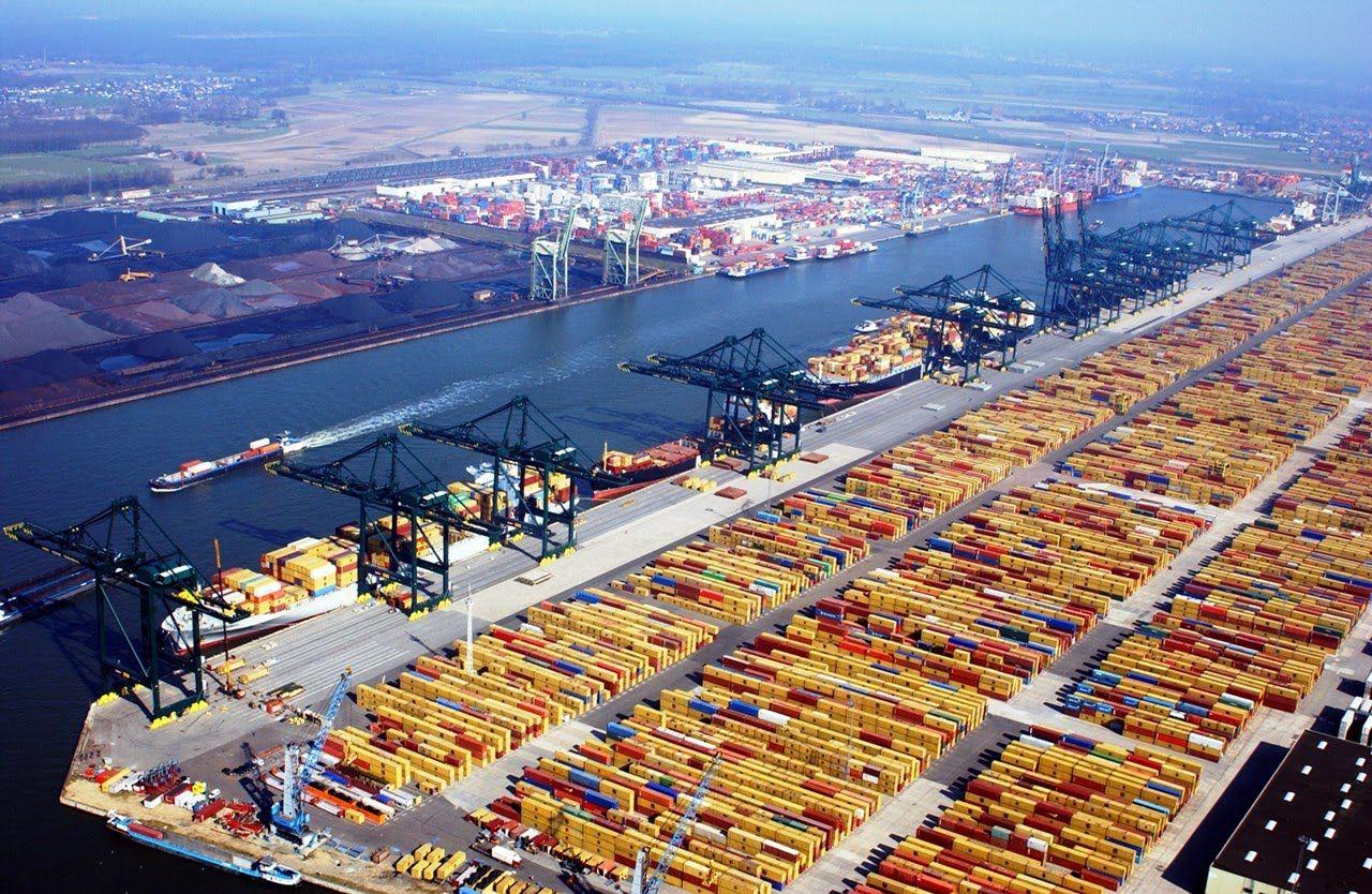 Rotterdam Europas größter Hafen 2016 Doku24 (NEU in HD
