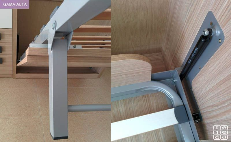 Estructura cama abatible vertical cerca amb google - Cama abatible vertical ikea ...