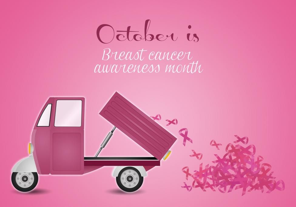 2717f872b70a1 About that pink truck... This mom s battle inspired Fred Dailey to spread  the word of  BreastCancerAwareness.  SurvivorStrong http   qoo.ly kq2pa