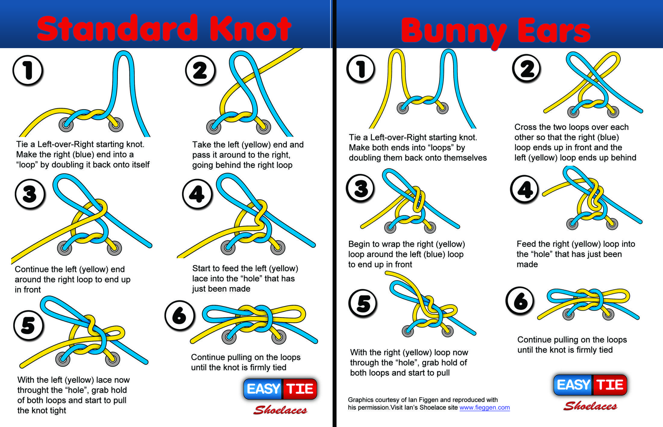 wholesale online 100% genuine new specials Free Downloads - Easy Tie Shoelaces | Tie shoelaces, Learn ...