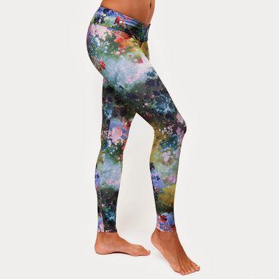 Onzie, Galaxy Leggings