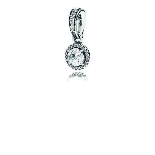 Pandora Classic Elegance Pendant J0204 -