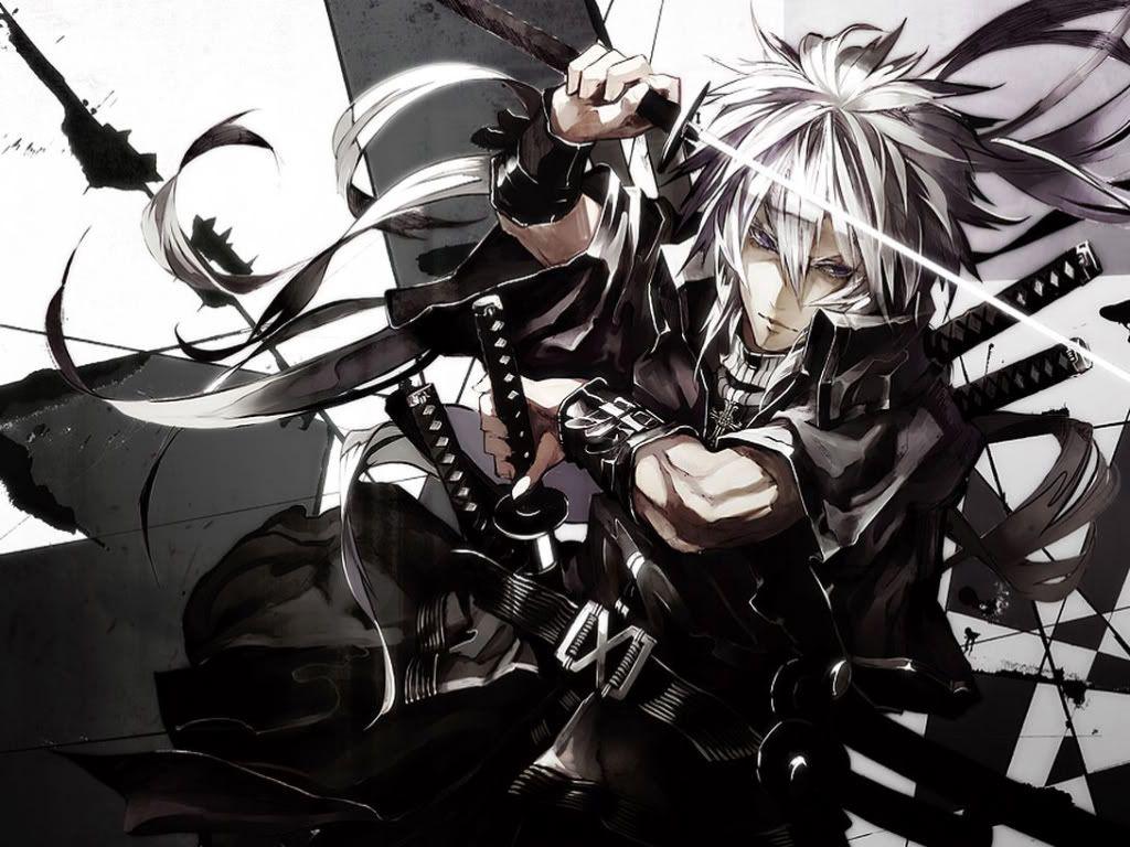 silver swordsman Cool anime guys, Hot anime guys, Anime guys