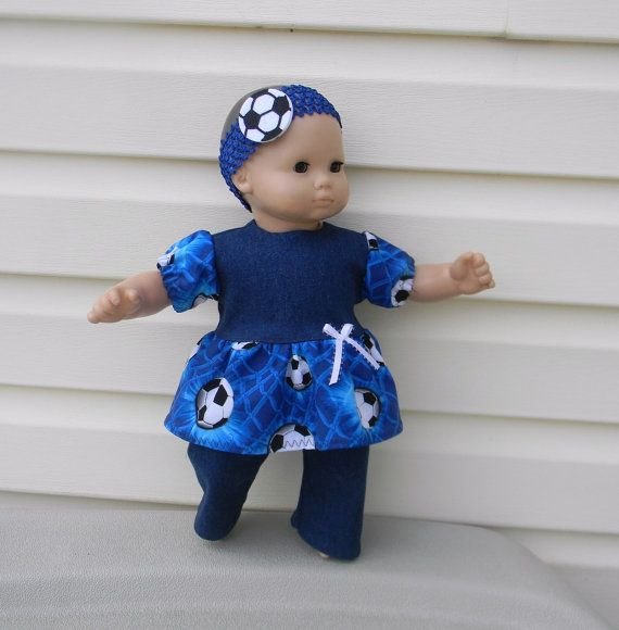 Doll Clothes for Bitty Baby Bitty Twin or by roseysdolltreasures, $11.50