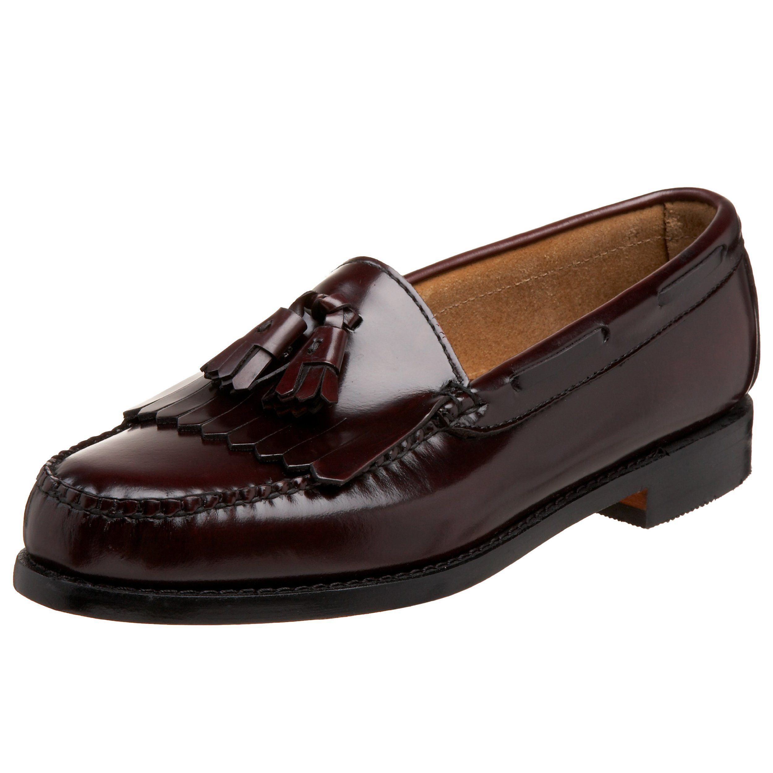 faf5ec6f293 Bass Men s Layton Kiltie Tassel Loafer