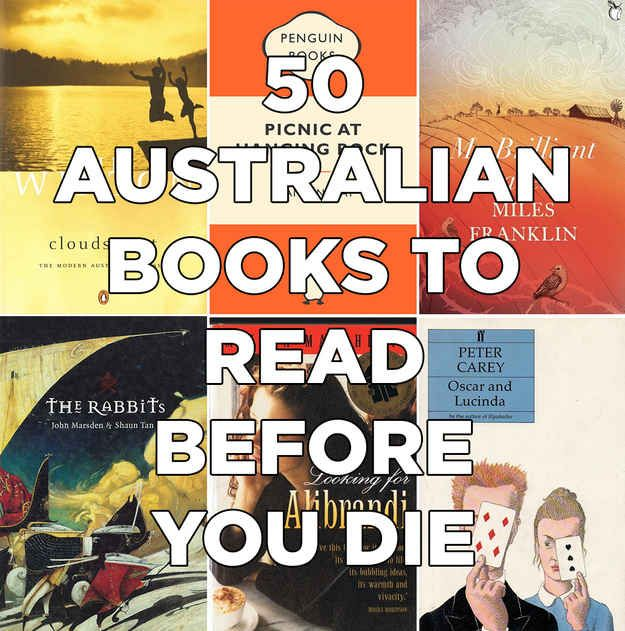50 Australian Books To Read Before You Die Books To Read Before