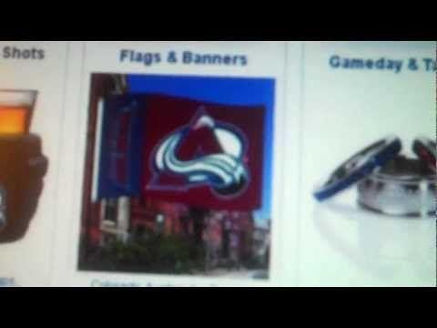 detailed look 0550e 144bc Colorado Avalanche Jerseys Apparel Merchandise | Sports Team ...