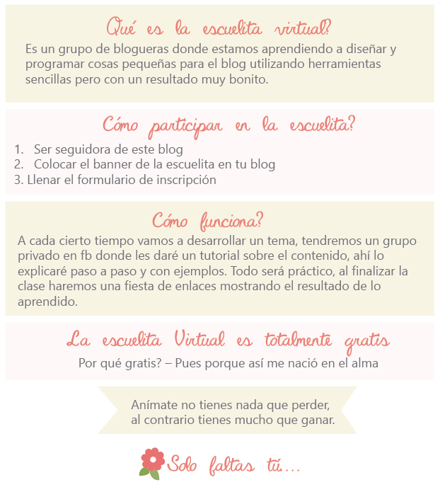 Diseño De Blogs Mi Escuelita Virtual Disenos De Unas Diseño De Blog Tutoriales