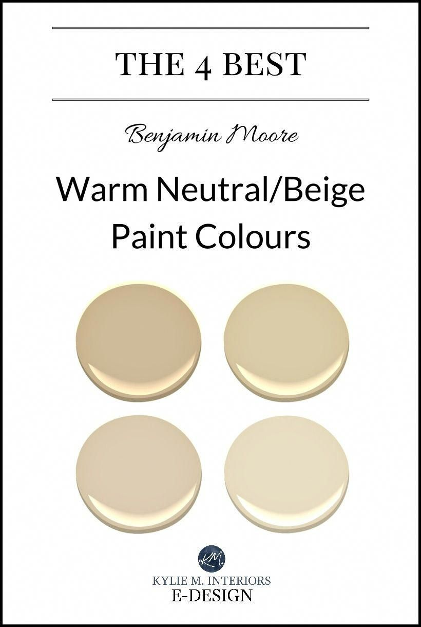 The best warm neutral beige or tan paint colours kylie m edesign