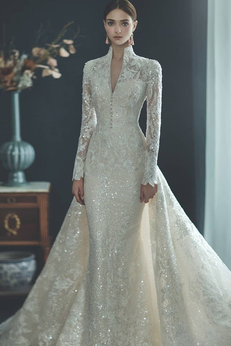 Photo of 15 Wedding Dresses You Can Wear For Both Your Elopement and Big Celebration