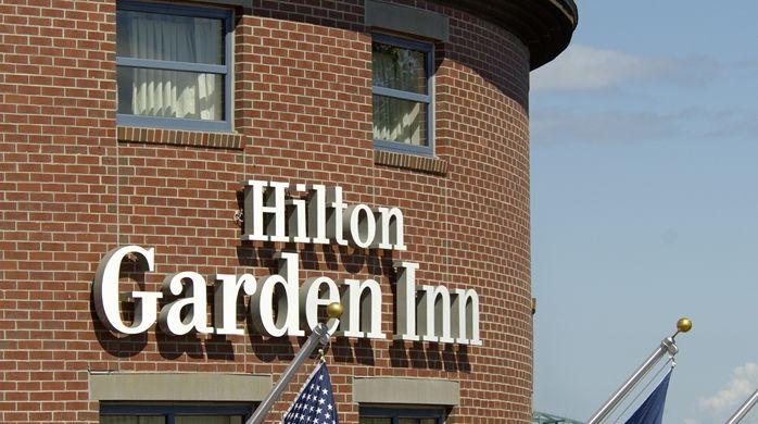 Hilton Garden Inn Portsmouth Downtown Hotel, NH   Hotel Exterior | NH 03801