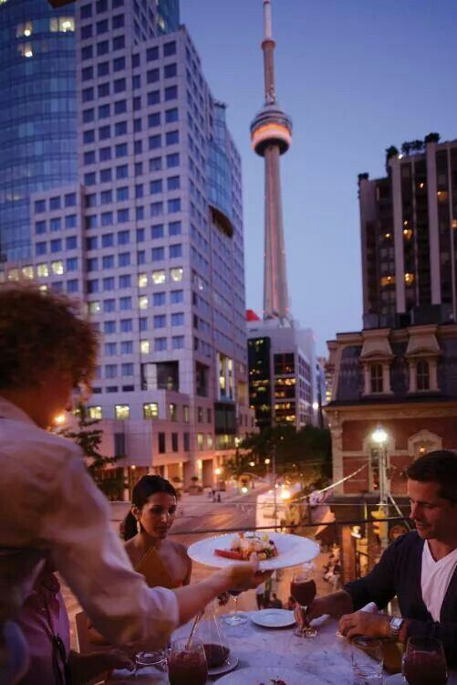 Things To Do In Toronto Tourism Downtown Best Restaurants
