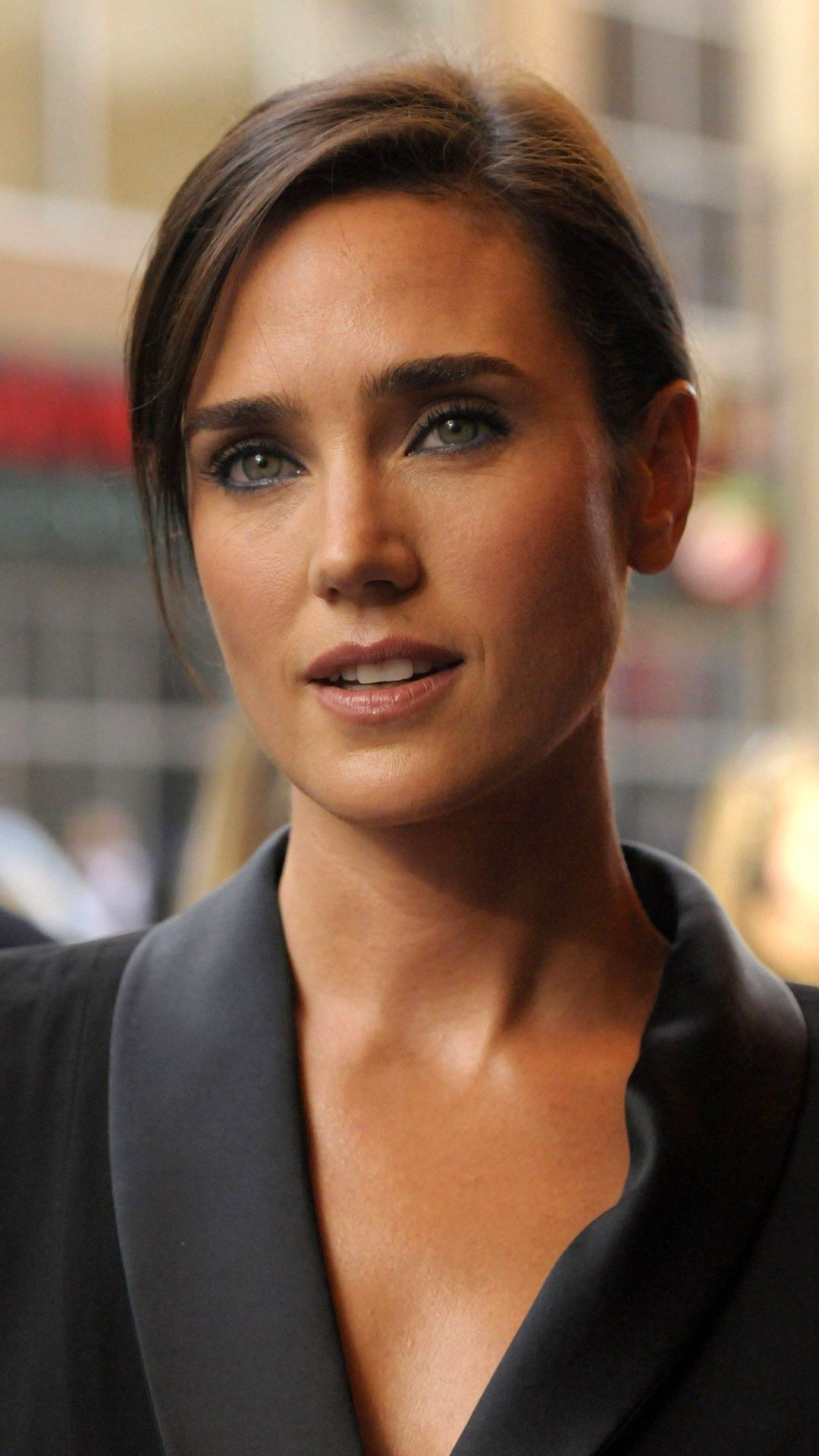 Atriz – Americano – Marrom – Jennifer Connelly – Natural ...