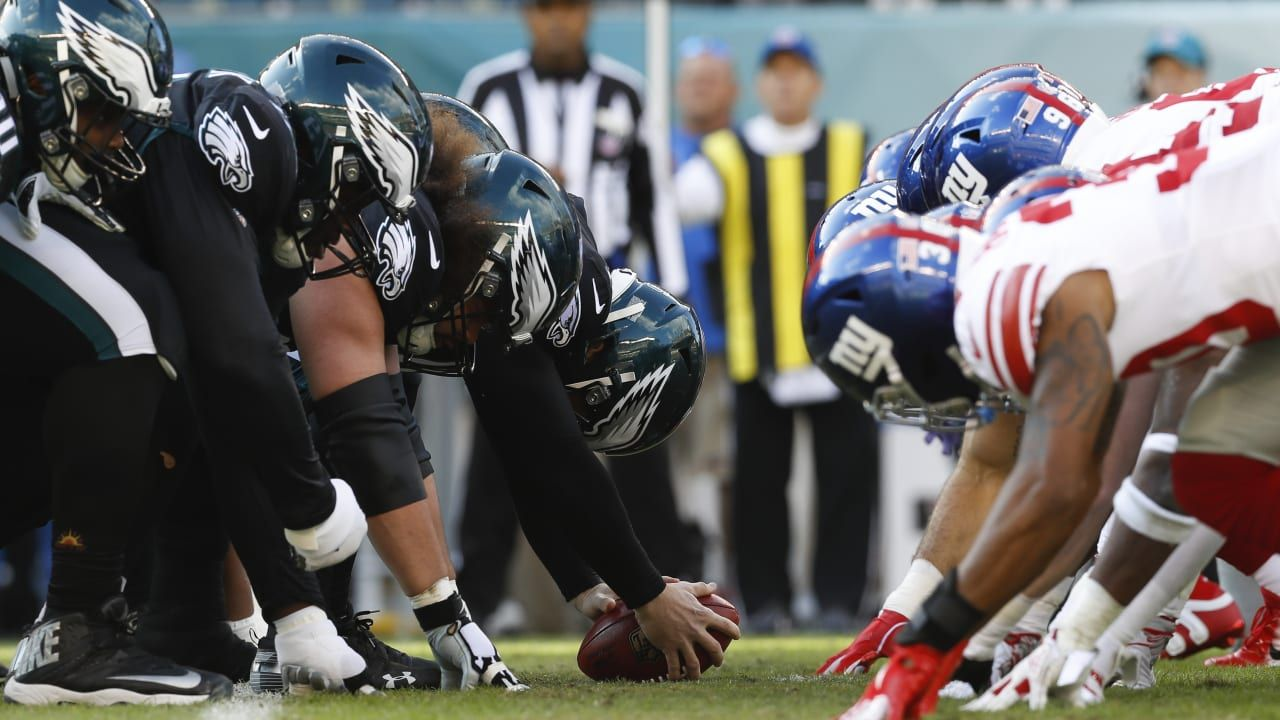 Giants vs. Eagles 5 Players to Watch on MNF National