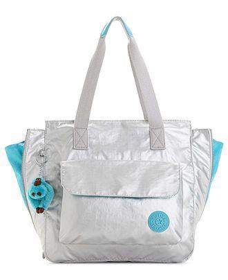 e7dba0b48 Kipling Handbag, Kimmy Tote - Handbags & Accessories - Macys Mochila Kipling,  Bolsos Lindos